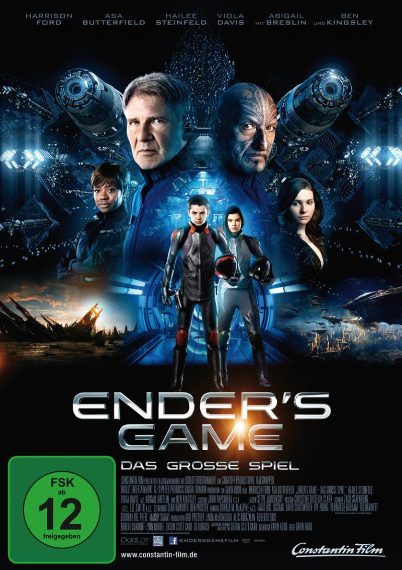 EnderS Game Fortsetzung